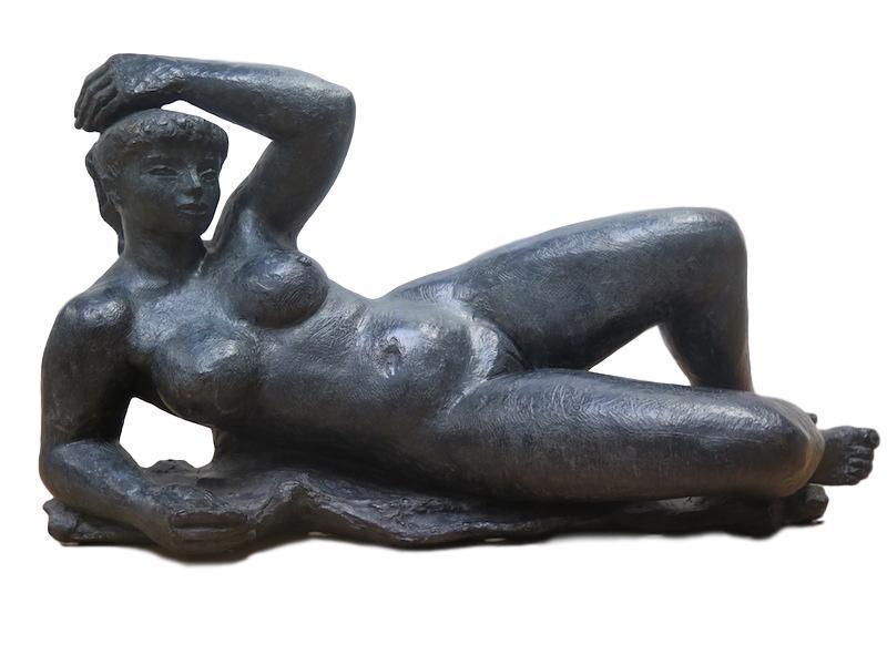 Antoniucci VOLTI - Skulptur Volumen - Astrée
