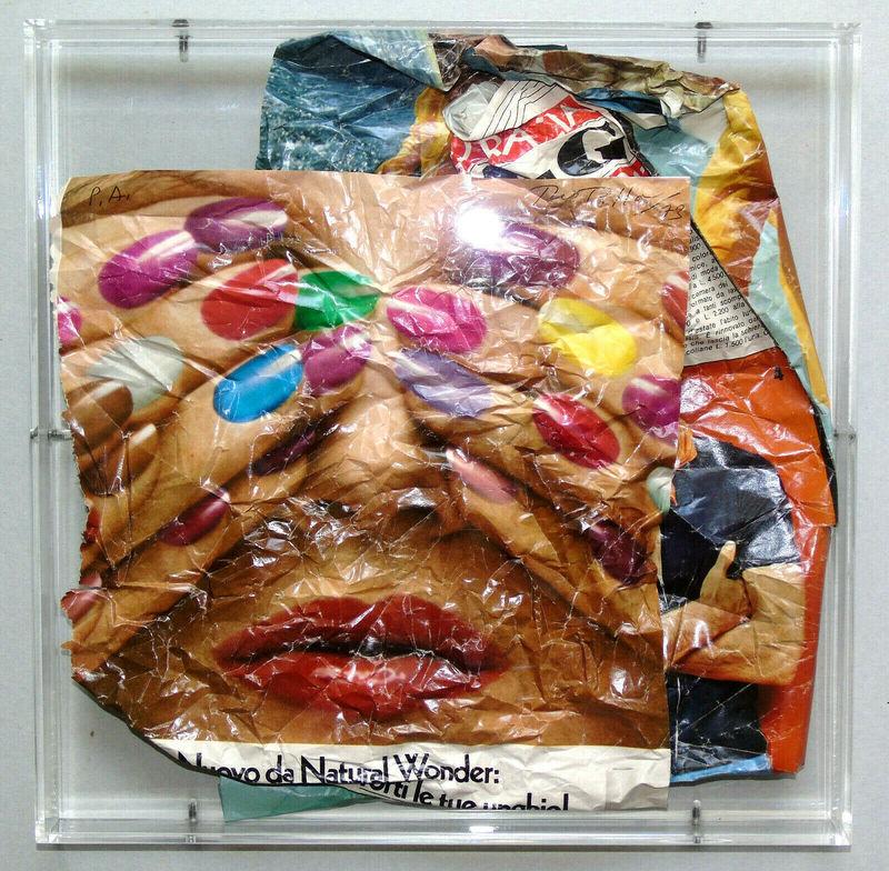 Mimmo ROTELLA - Scultura Volume - Natural wonder