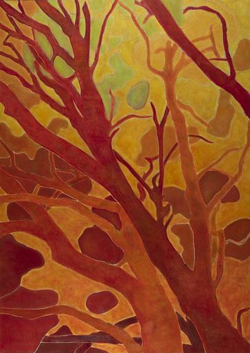 Marie-Pierre AUTONNE - Peinture - Rouges