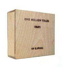 河原 温 - 版画 - One Million Years (Past) and (Future)