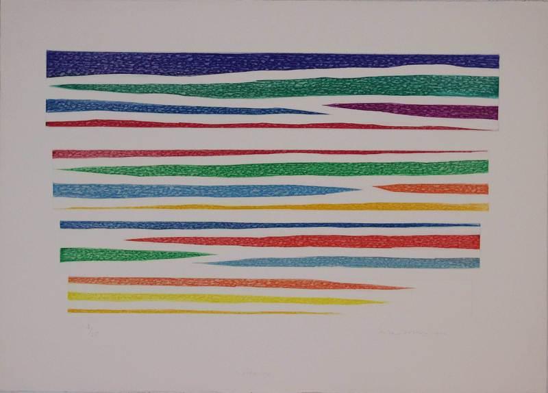 Piero DORAZIO - Print-Multiple - Composito