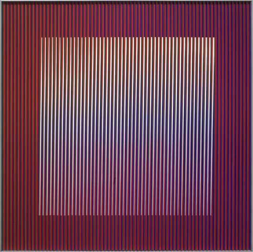 Carlos CRUZ-DIEZ - Peinture - Physichromie 1151