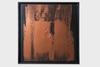 Max COPPETA - Painting - Bicrome circle