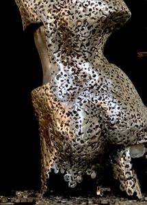 DIGEMA - Sculpture-Volume - Lacanienne. VENDUE