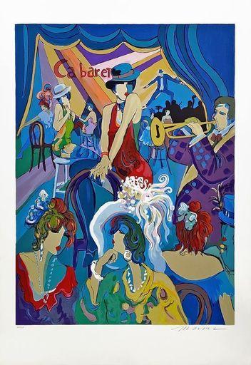 Isaac MAIMON - Stampa-Multiplo - Cabaret