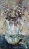 Michel DE GALLARD - Painting - Bouquet