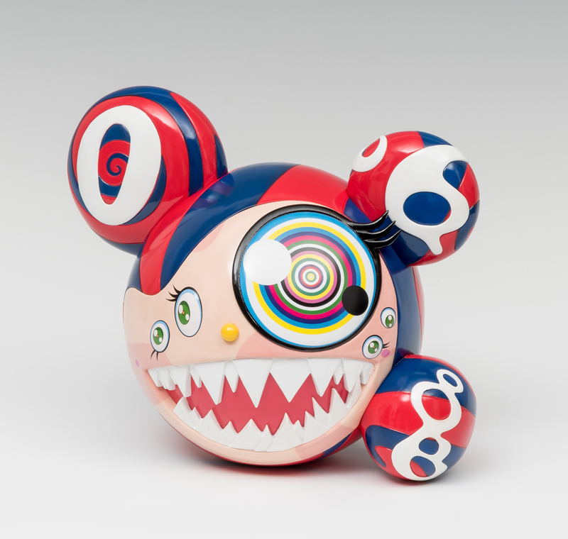 Takashi MURAKAMI - Sculpture-Volume - Mr DOB Figure by BAIT for ComplexCon