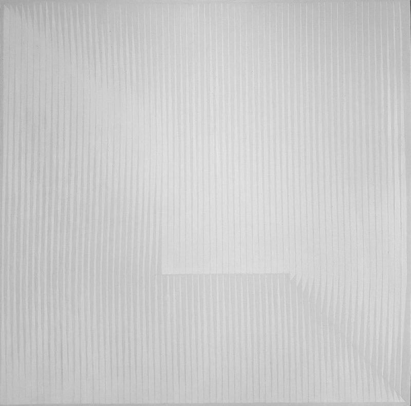 Gianfranco ZAPPETTINI - Painting - Struttura in L
