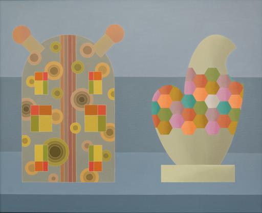 Enrique Rodriguez GUZPENA - Painting - El vigilante y la alondra