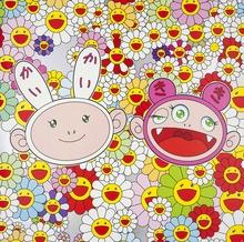 Takashi MURAKAMI - Print-Multiple - Kaikai Kiki News 2