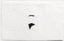 Marcel DUCHAMP - Disegno Acquarello - LHOOQ