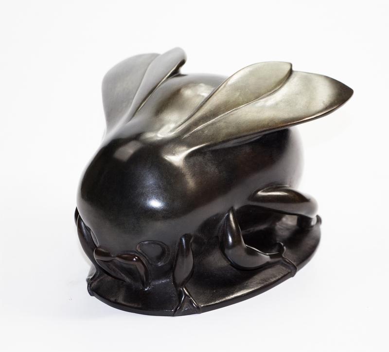 François GALOYER - Sculpture-Volume - Bourdon