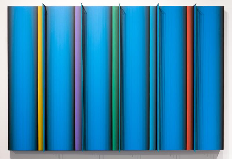 Dario PEREZ FLORES - Peinture - Pro chromatique 1179