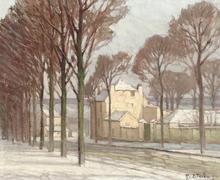 Félix Raoul ETEVE - Pintura