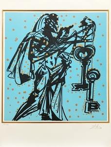萨尔瓦多·达利 - 版画 - Peter