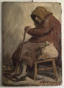 Antonio AGOSTANI - Painting