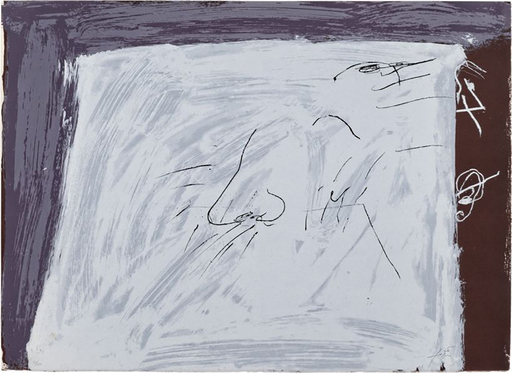 Antoni TAPIES - Print-Multiple - Berliner-Suite 6