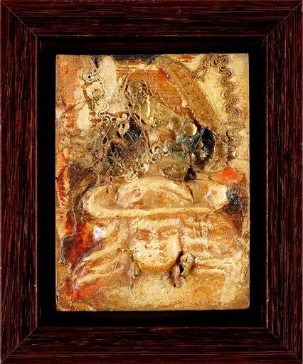 Teresa RUDOWICZ - Peinture - Composition