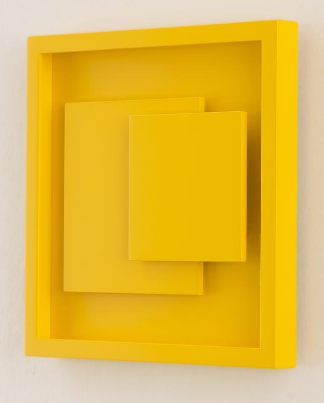 Geneviève CLAISSE - Escultura - ADN Jaune