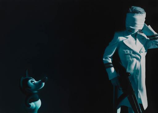 Gottfried HELNWEIN - Painting - The Murmur of the Innocents 81