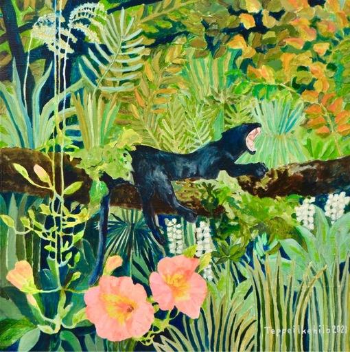 Teppei IKEHILA - Pittura - Untitled 4