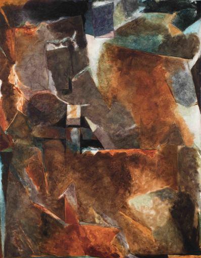 Avigdor ARIKHA - Painting - Informel