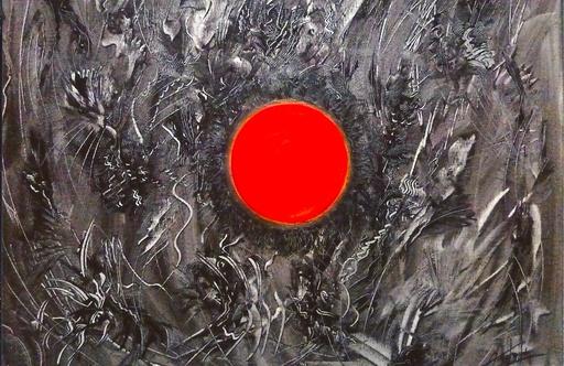 Didier ANGELS - Gemälde - La liberté d'expression est un droit de l'Homme