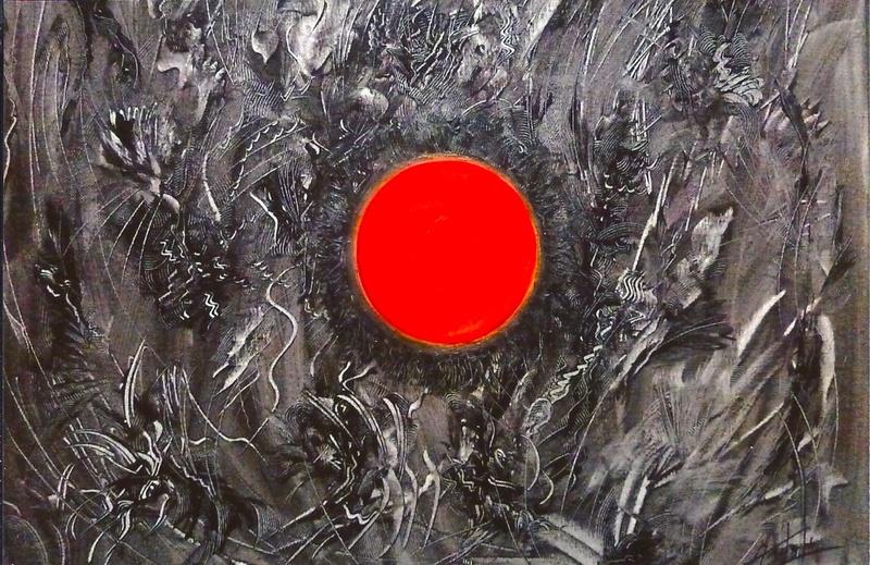 Didier ANGELS - Peinture - La liberté d'expression est un droit de l'Homme