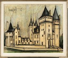贝纳•毕费 - 绘画 - Le Coudray-Montpensier