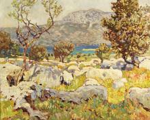 Konstantin Ivanovich GORBATOV (1876-1945) - Summer Landscape