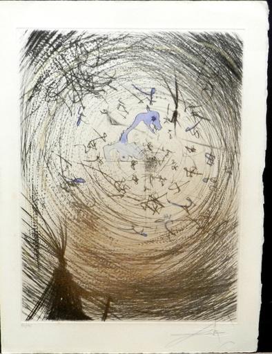 萨尔瓦多·达利 - 版画 - Faust Sator
