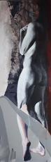 Alfred MELCHERT - Pintura - The final curtain