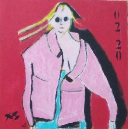 Harry BARTLETT FENNEY - Pittura - the street style 5