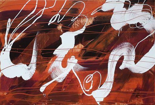 Marie Edmée SEGUIN - Painting - Il Est Temps De Rallumer Les Etoiles n°33