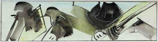 Gianni BERTINI - Painting - SOUVENIR DE CLIO