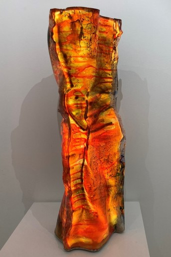 Adalbert GANS - Skulptur Volumen - Lichtsculptuur