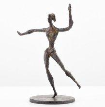 Chaim GROSS - Sculpture-Volume - Chaim Gross Bronze Figural Sculpture