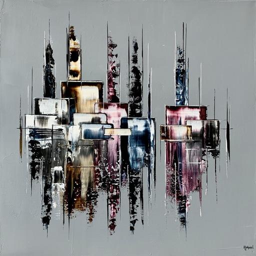 Arnaud DUHAMEL - Pintura - NIV-12-01