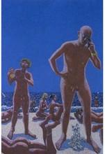 Vincent BIOULES (1938) - Les plagistes