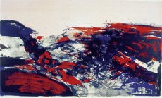 ZAO Wou-Ki - Print-Multiple - A la gloire de l'image et Art poètique