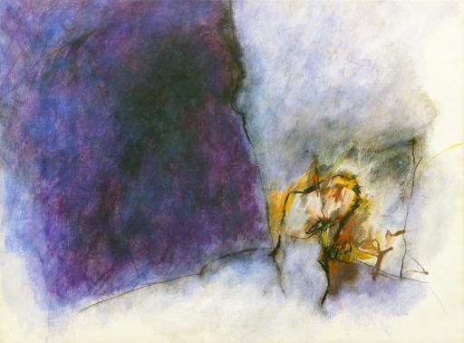 Ellis JACOBSON - Peinture - Sin Título