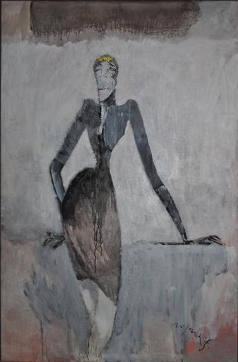 Franco ROGNONI - Pittura - Madame B