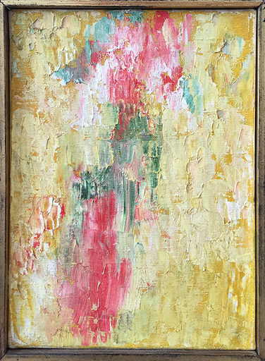Shirley GOLDFARB - Pittura - Abstract Composition