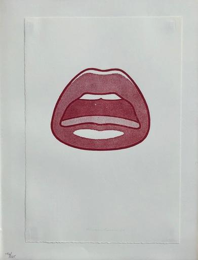 汤姆•韦瑟尔曼 - 版画 - Lips