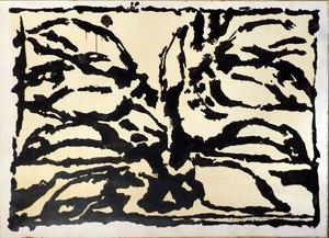 Jean-Pierre PINCEMIN - Painting - sans