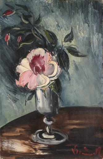 Maurice DE VLAMINCK - Gemälde - Fleurs