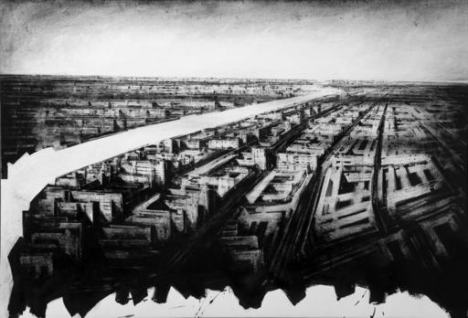 Jonathan GUAITAMACCHI - Painting - London