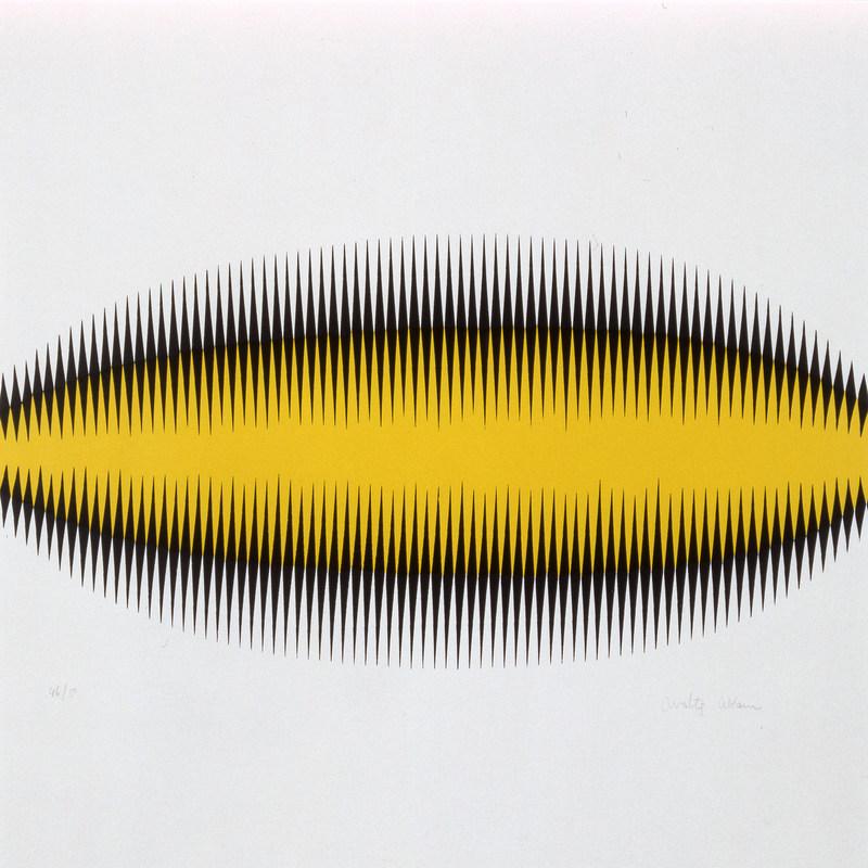 Walter LEBLANC - Print-Multiple - Sans titre O (ref 748)