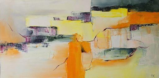 Françoise DUGOURD CAPUT - Painting - Héliostate