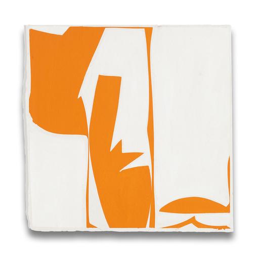 Joanne FREEMAN - Painting - Covers 13-Orange